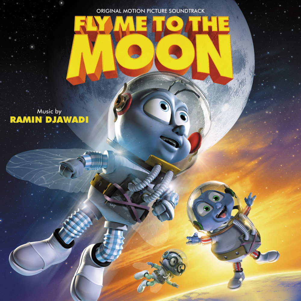 Мухнём на луну / Fly Me to the Moon [Рамин Джавади / Ramin Djawadi] - 2008, MP3 (tracks), 320 kbps