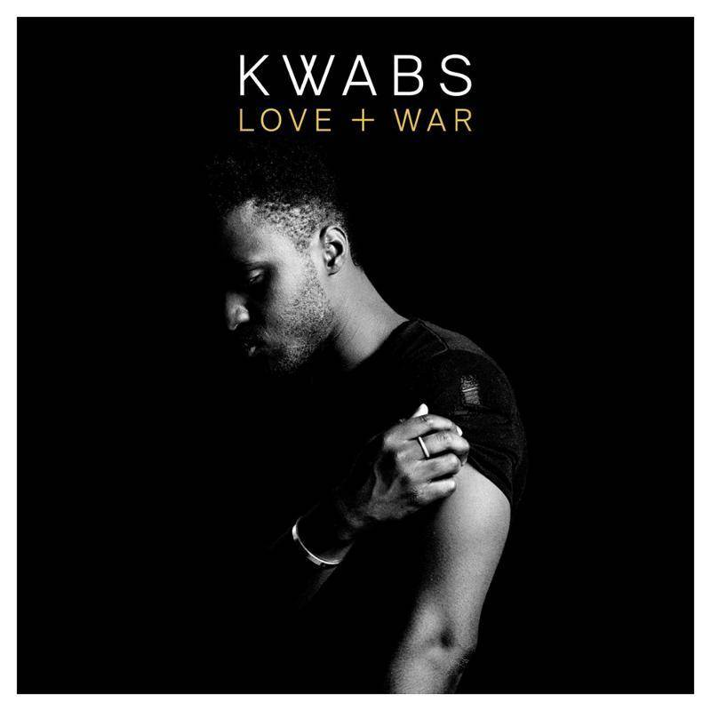 Kwabs - Love + War - 2015, MP3, 320 kbps