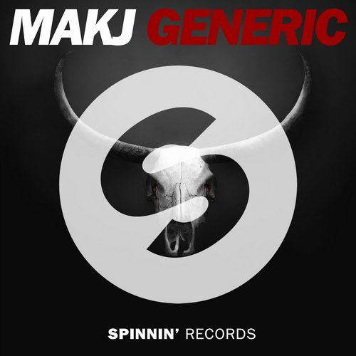 MAKJ - Generic (Spinnin Records [SP931]) - 2014, MP3, 320 kbps