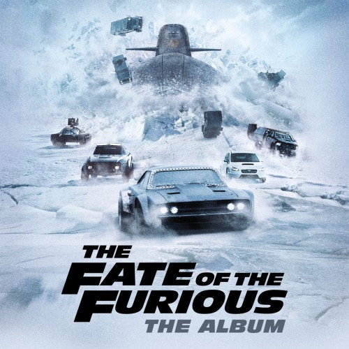 Форсаж 8 / The Fate Of The Furious (Fast & Furious 8) - 2017, MP3, 320 kbps