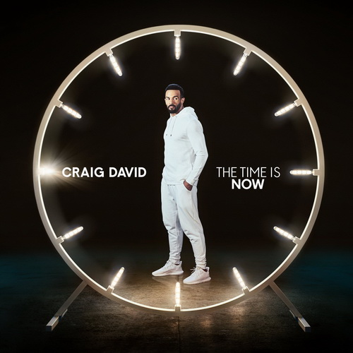 Craig David - The Time Is Now (Deluxe Edition) - 2018, MP3 (tracks), 320 kbps